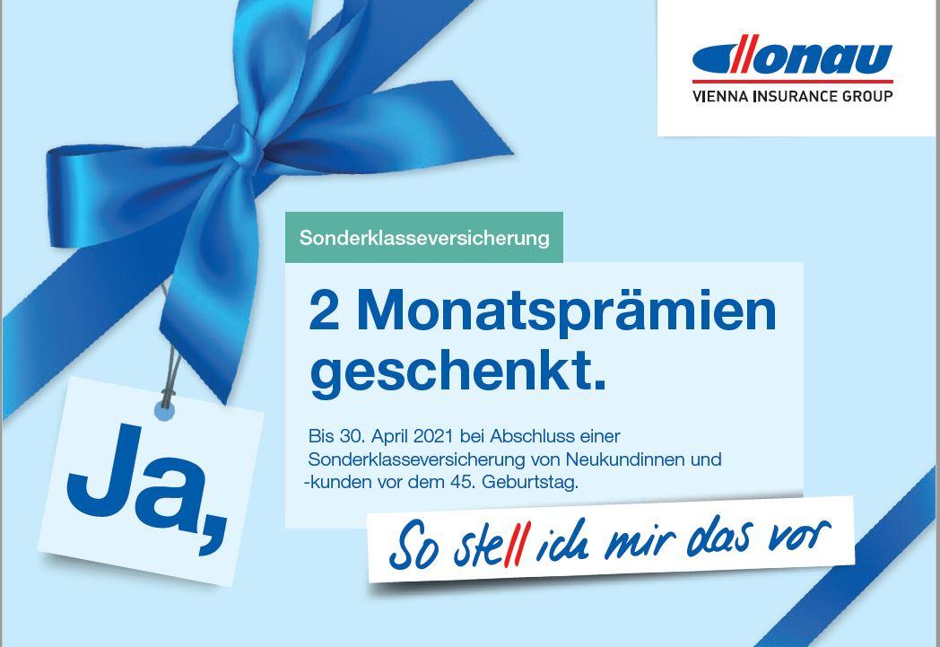 Krankenversicherung Donau Bonus